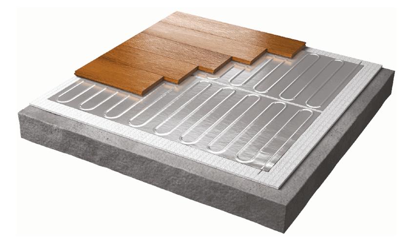 Wooden Floor Heating