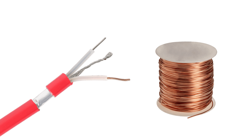 Bus Wire of Electric Heat Cable