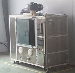flame testing machine