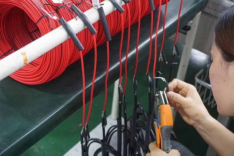 Heating Cable Assembly