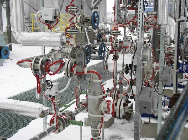 Process Temperature Control for Industry