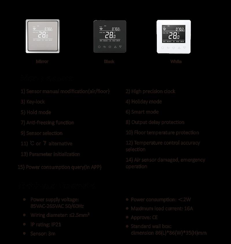 ET-61 Features & Technical Parameter