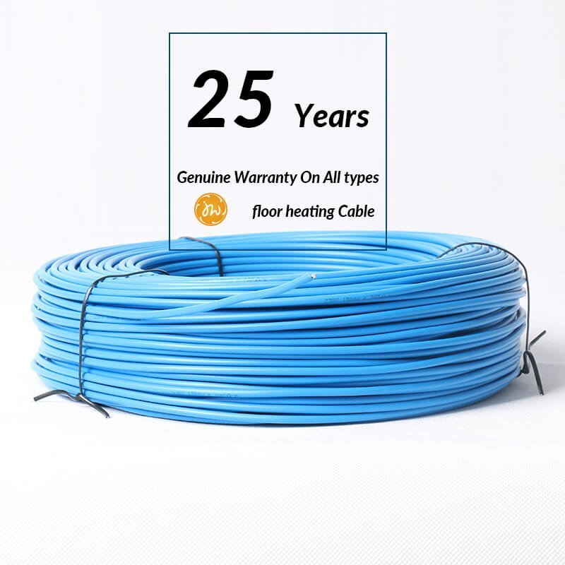 25 years warranty -Mini D