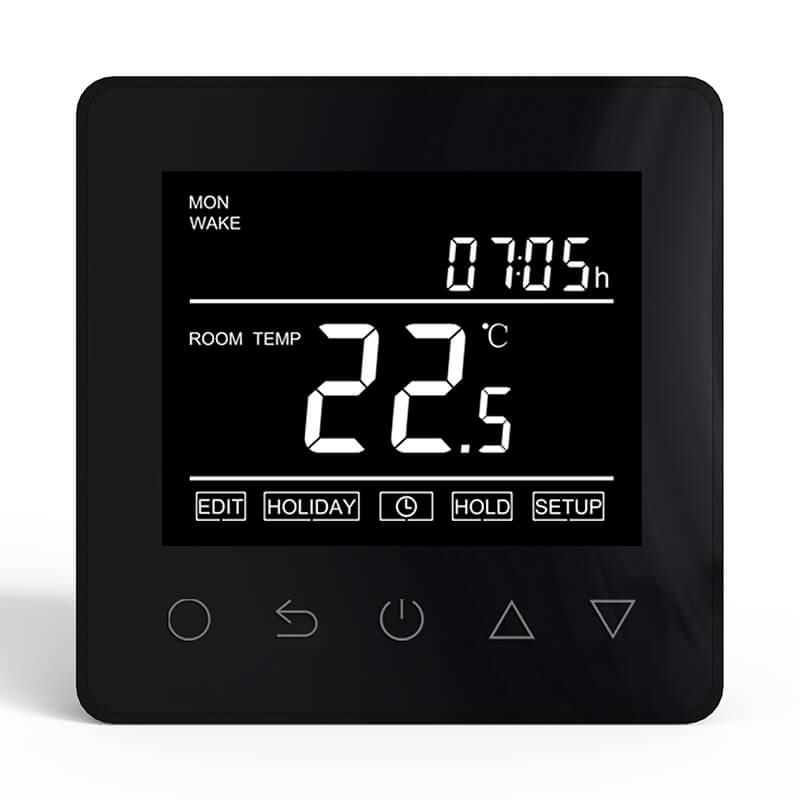 WIFI Thermostat Black ET-61
