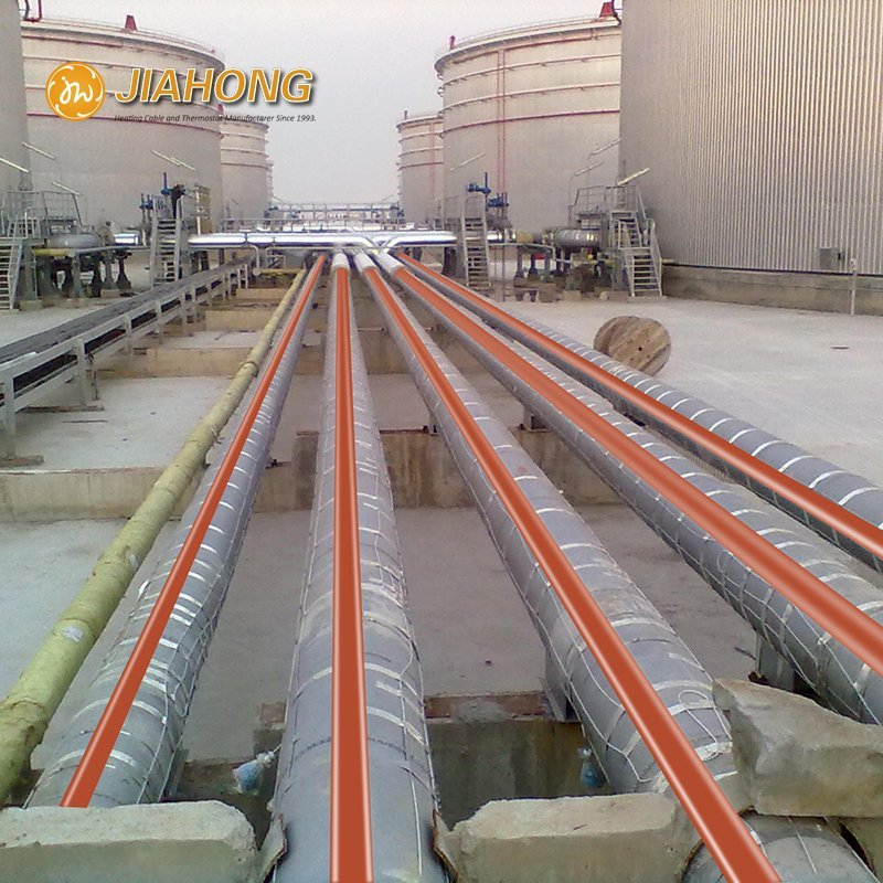 Pipe Heating Cable for Heat Tracing