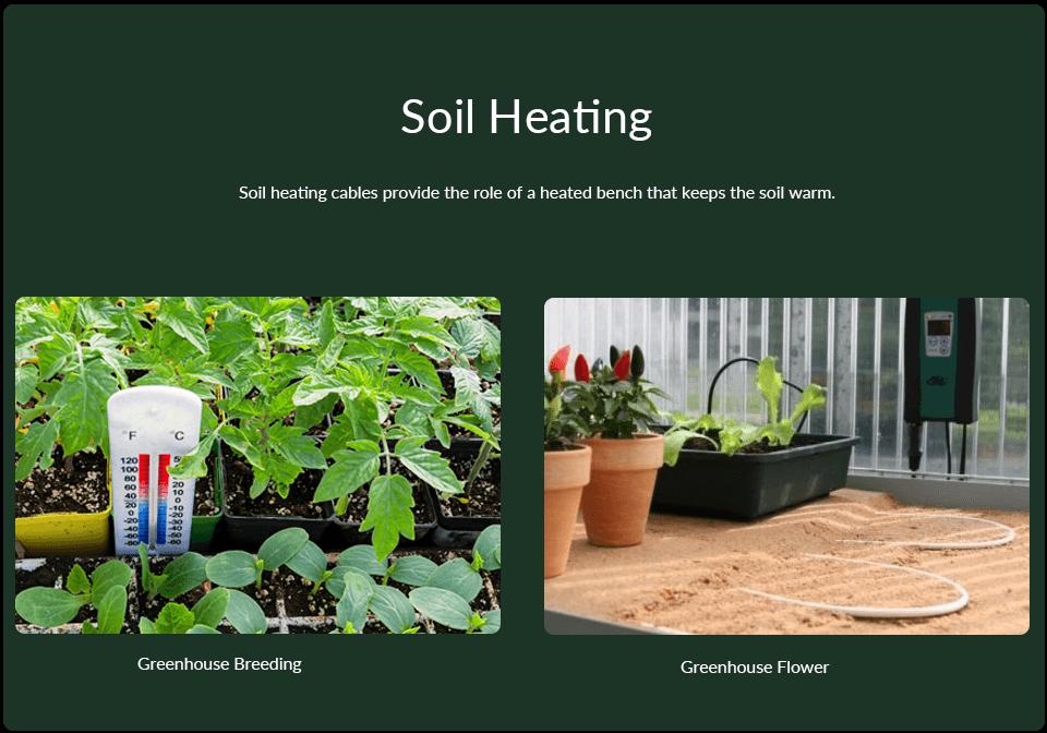 Soil Heating