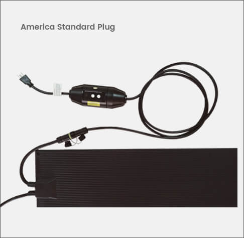 America Standard Plug
