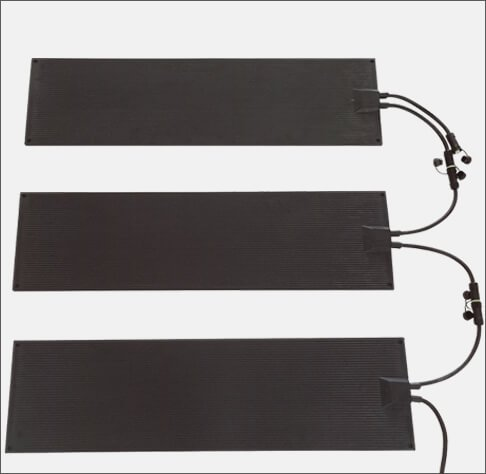 Heated Rubber Mat For Staris outdoor