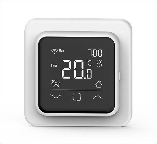 ET-6A Smart Thermostat Front