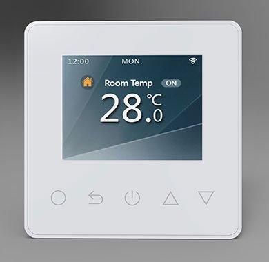 ET81 smart thermostat White