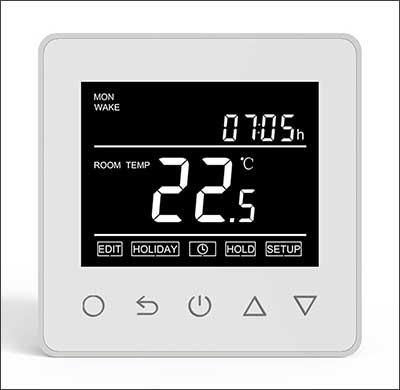Thermostat #ET-61 White